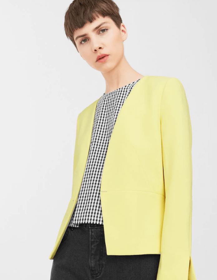 Hollister Yellow