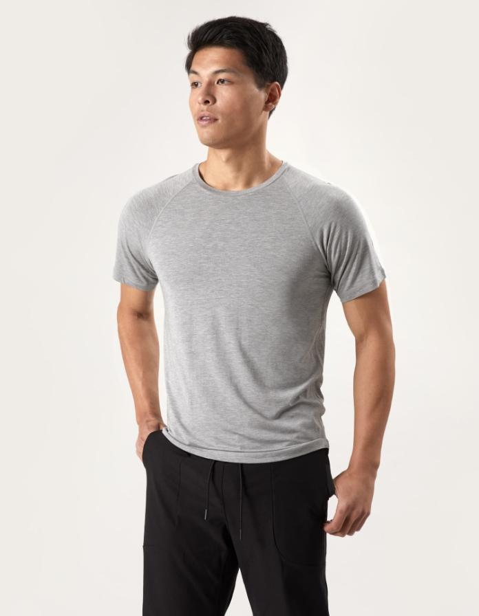 Adidas Grey Men's T-shirt